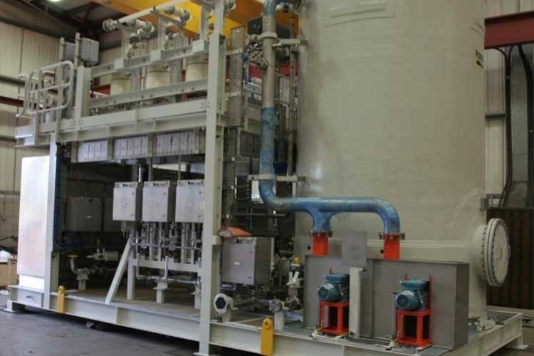 DESIGN AND BUILD OF ELECTRO CHLORINATION PROCESS SKID thumbnail