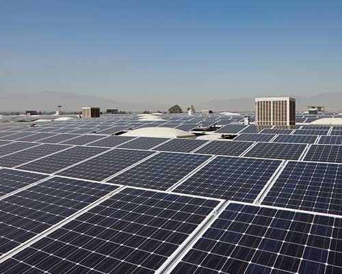 Portobello-RMF commit to Solar Power